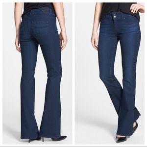 Paige Hidden hills Alexis dark wash jeans